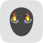 Fire Eyes  Instagram AR filter icon