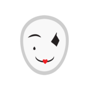 Mime me Instagram AR filter icon