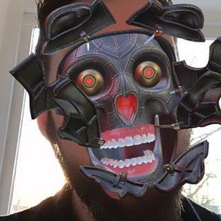 Marc Wakefield	, creator of 'Illusion of Self' Instagram AR filter