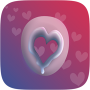 Hole lot of love Instagram AR filter icon