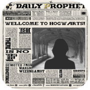 Daily Prophet News Instagram AR filter icon