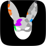 Disco Bunny Instagram AR filter icon