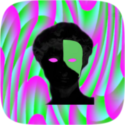 Psychedelic Mask filter by Jerzy Pilch
