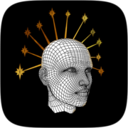 Sparkle Crown Instagram AR filter icon
