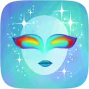 Rainbow Eyes filter by