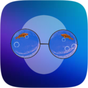 Aquarium Instagram AR filter icon