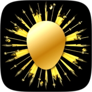 Sun God Instagram AR filter icon