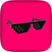 Deal with it Instagram AR filter icon