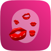 TapAKiss Instagram AR filter icon