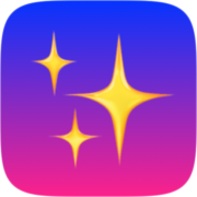 SparkEmoji filter by Chris Pelk