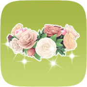 sparkle_flowers Instagram AR filter icon