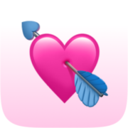 Love emoji filter by Chris Pelk