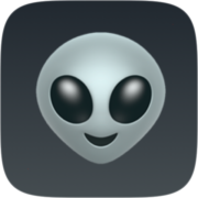 Alien Emoji filter by Chris Pelk