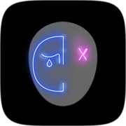 Neon I Instagram AR filter icon