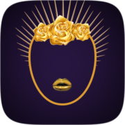 Golden Age Instagram AR filter icon