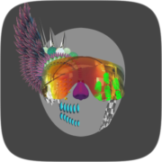 NeonPunk Instagram AR filter icon