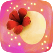 Aloha Instagram AR filter icon