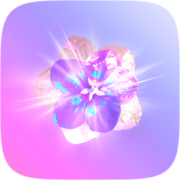Truly Blooms Instagram AR filter icon