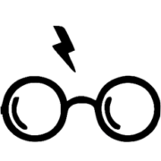 Harry Popotter Instagram AR filter icon