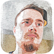 Watercolour Instagram AR filter icon